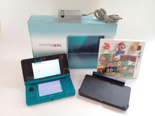 Nintendo 3ds Con Juego Original
