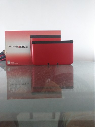 Nintendo 3ds Xl Con Estuche Y Un Juego Original 100$
