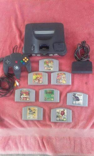Nintendo 64 Oferta