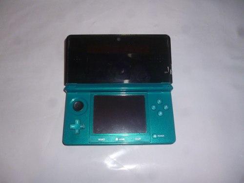 Nintendo Ds 3d En Perfecto Estado Como Nuevo