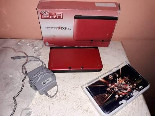 Nintendo Ds 3d Xl En Perfecto Estado (Oferta)