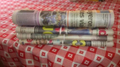 Periódicos Para Mascotas Pack De 48 Unidades
