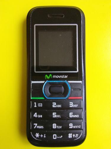 Teléfono Celular Basico De 1 Sim Para Movistar