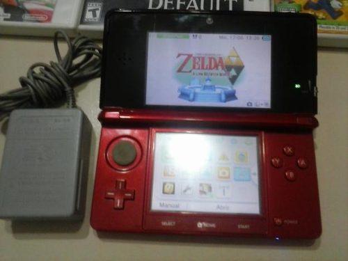 Vendo Nintendo Ds 3d Nuevo
