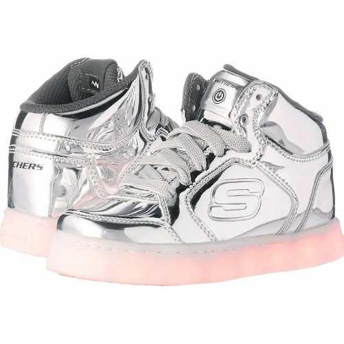 Zapatos Skechers Con Luces Para Niñas, 100% Original!!!