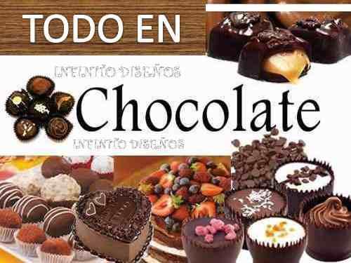 Aprende Todo En Chocolate,bombones,galletas,recetas Y