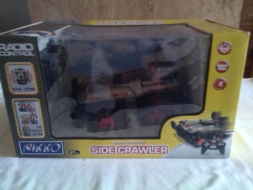 Carro Control Remoto Nikko Side Crowler