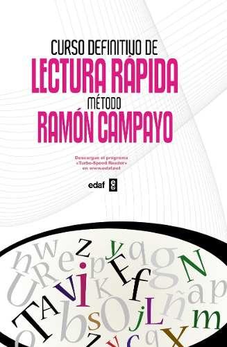 Curso Definitivo De Lectura Rápida - Ramon Campayo (pdf)