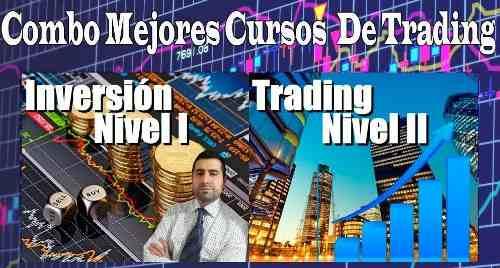 Cursos De Trading Pro Nivel 1 Y Nivel 2 Full