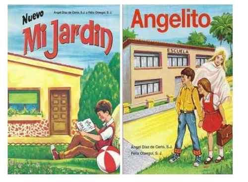 Escolar De Lectura Mi Jardin Y Angelito Pdf Digital