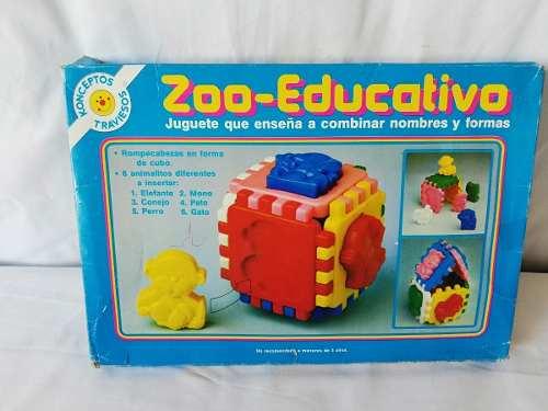 Jueguete Educativo - Rompecabezas En Forma De Cubo