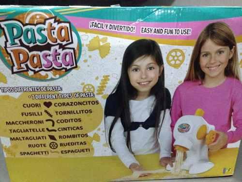 Juguete Maquina De Hacer Pasta Kreisel Nueva
