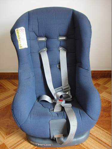 Silla Porta Bebè Para Carro Marca Cosco Poco Uso
