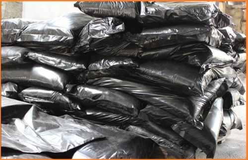 Bolsas Negras Para Basura 40 Kg Cal  Unidades)