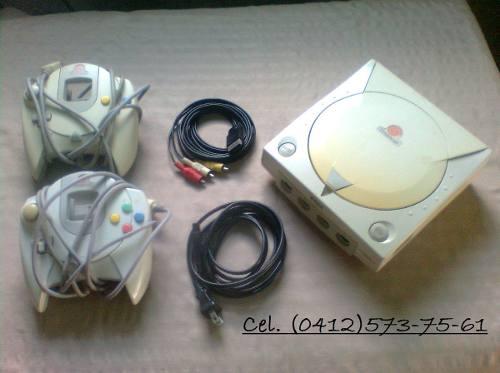 Consola De Videojuego Sega Dreamcast
