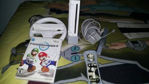 Consola Nintendo Wii Con Juegos Incluidos