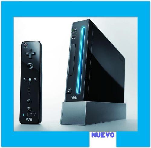 Consola Nintendo Wii Nueva
