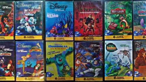 Disney Interactivos Pack De 12 Juegos Fisico Pc Exclusivos