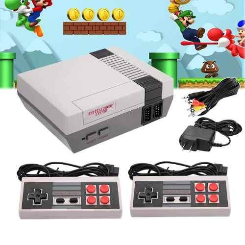 Mini Nintendo 620 Juegos Clasicos
