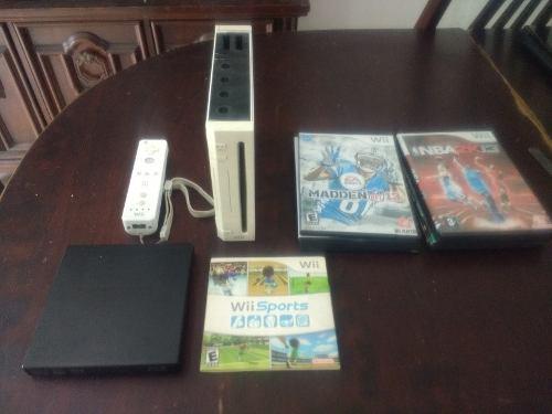 Nintendo Wii En 20 Verd