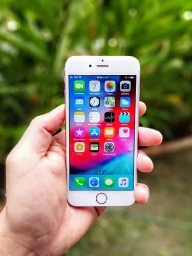 Regalo iPhone 6s Rosegold Acepto Cambio Nuevo