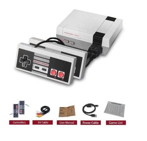 Super Nintendo Aniversario Mini 620 Juegos 2 Controles