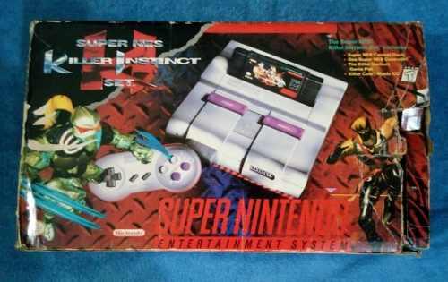 Super Nintendo Snes ***leer Descripcion***