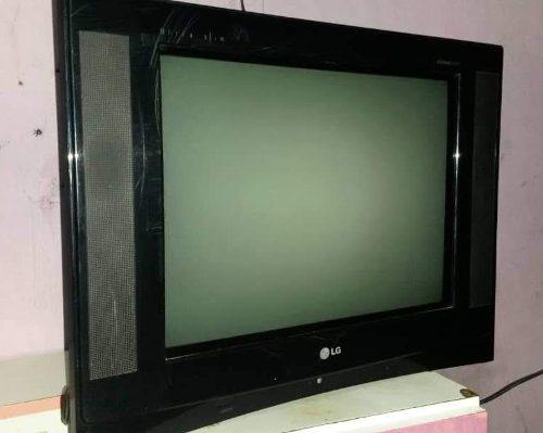 Televisor Lg Ultra Slim Pantalla Plana Convencional 21 Pulga