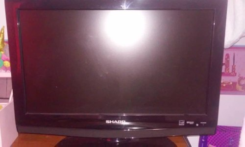 Tv Monitor Sharp 19 Pulgadas Lcd Lc-19sb27ut