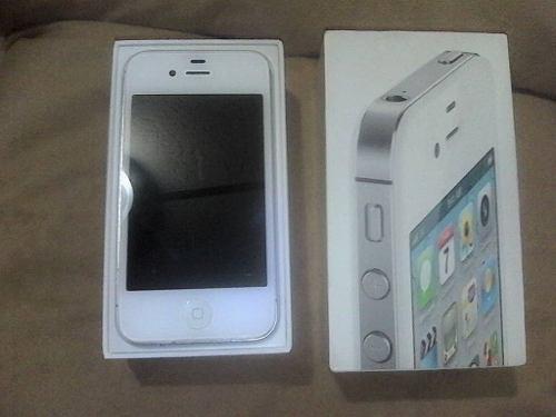 iPhone 4s 16 Gb Liberado En Perfectas Condiciones.