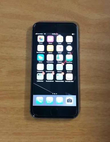 iPhone 6s De 64 Gb Impecable + Estuche Otter Box Leer Bien