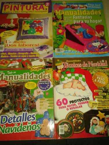 27 Revistas Todo En Manualidades