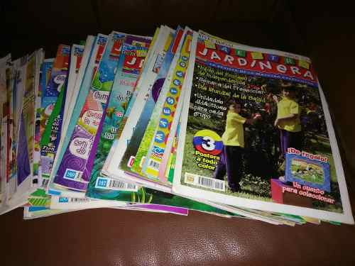 30 Revistas Para Maestra Jardinera
