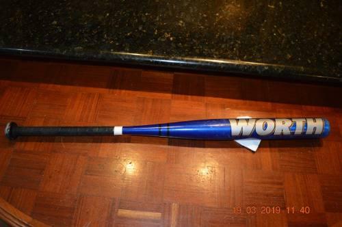 Bate Softball Worth Silencer 34in X 32oz