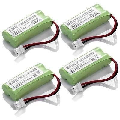Batería De Teléfono Inalámbrico Vtech Bt166342 2.4v