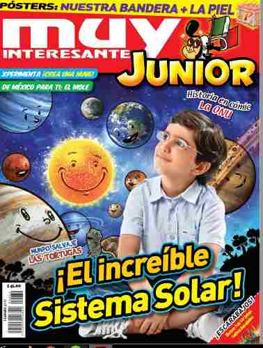 D - Muy Interesante - Junior - Sistema Solar