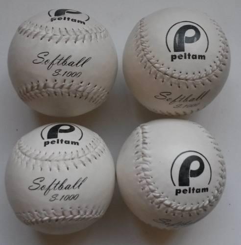 Pelota De Softbol Peltam S-