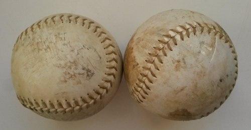 Pelota De Softbol Usadas Perfecto Estado
