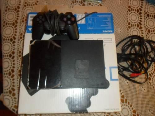 Playstation 2 Con Todos Sus Accesorios Y Juegos