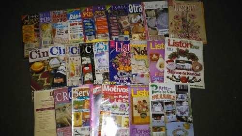 Revistas Bordado Punto De Cruz