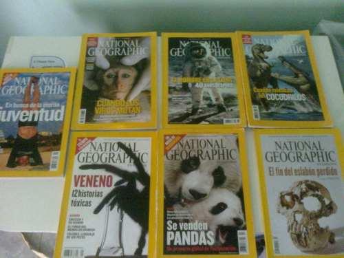 Revistas De La National Geografic Ediciones De Coleccion