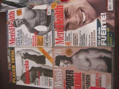 Revistas Variadas Fitnees, Menhealt, Muy Interesante, Etc