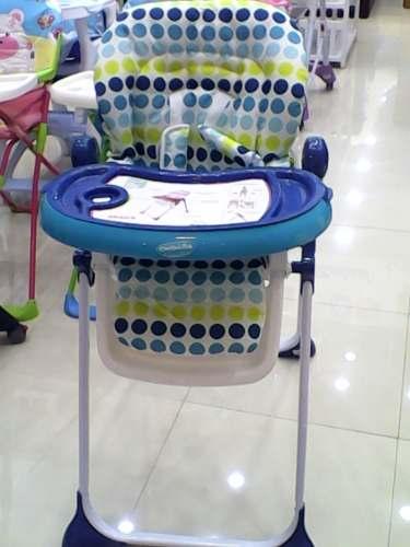 Silla De Comer P/ Bebe Cutiebaby