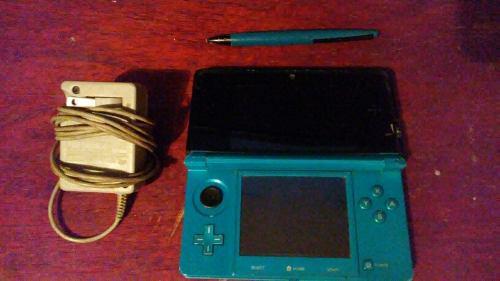 Vendo O Cambio Nintendo 3ds Con Todo, Juegos, R4
