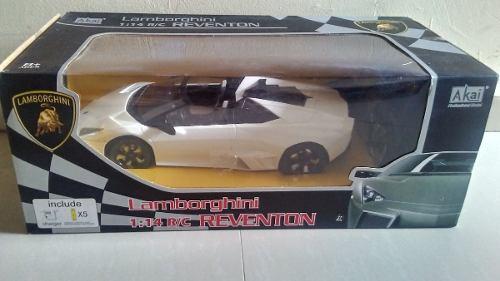 Carro A Control Remoto Lamborghini