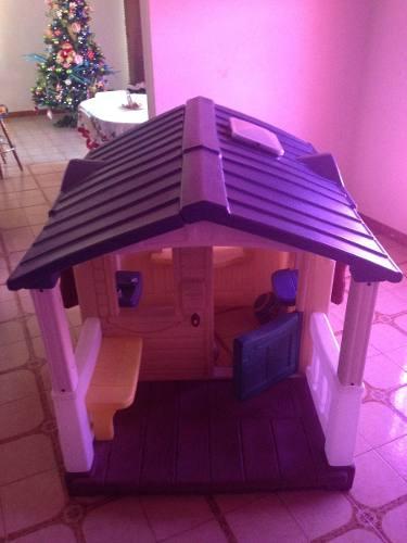 Casa De Juguete (grande) C/ Cocina / Tlf. (toys Us)