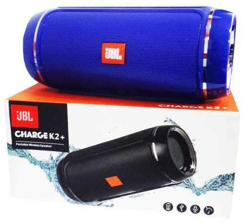 Corneta Portatil Jbl Charger K2 Waterproof Bluetooth Mp3
