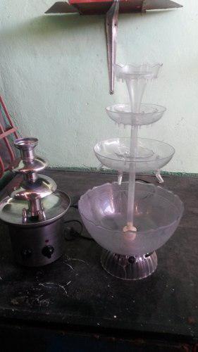 Fuente Chocolate Y Cocterlera