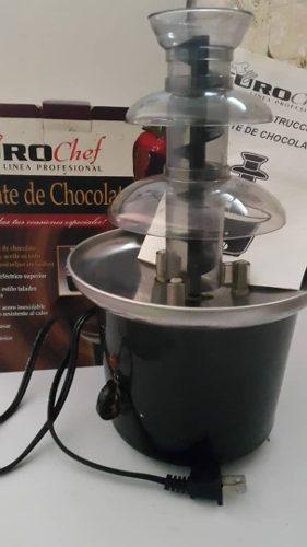 Fuente De Chocolate Eurochef
