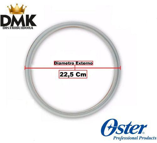 Goma Olla Oster Importada Silicon 100 % De 4 Ltrs 22,5 Cm